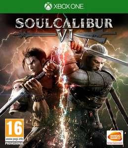[Xbox One] Bandai Namco SoulCalibur VI