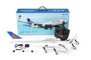 Радиоуправляемая модель самолета WLtoys XK A150 YW Boeing B747 за $35.71