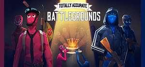 Totally Accurate Battlegrounds - бесплатно в течении 100 часов