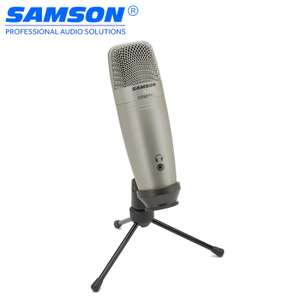 Mикрофон Samson c01u pro