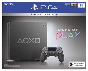 Sony PlayStation 4 Slim 1 TB, Издание «Время Играть»
