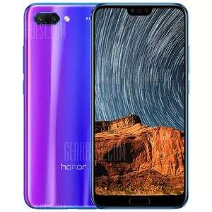 Флагман Huawei Honor 10 Global Version на 4+128 ГБ за $304