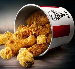 Сандерс Баскет Дуэт в KFC