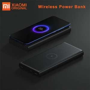 Беспроводное зарядное устройство Xiaomi 10000 мАч power Bank 3 за 26.99$