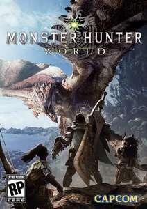 Monster Hunter World [STEAM] на CDKeys