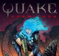 Бесплатная игра Quake Champions