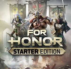 Ubisoft дарит For Honor Starter Edition