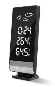 Термометр-гигрометр-часы Digoo DG-TH11400