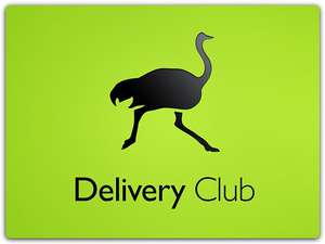 [Краснодар] -50% в Delivery Club