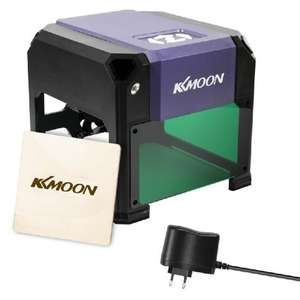 Лазерный ЧПУ-гравер KKmoon 3000мВт за $97.66