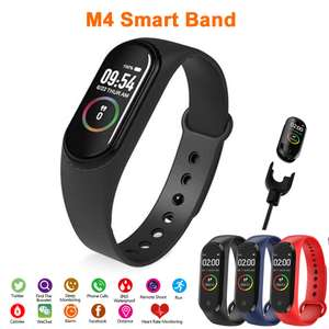 Фитнес браслет M4 Smart Band