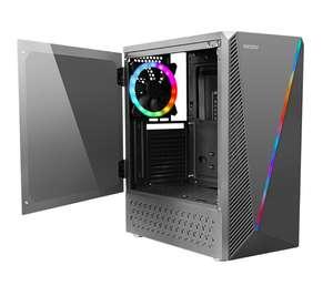 Ginzzu sl200 RGB USB3.0 кулер