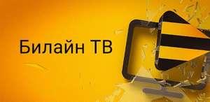 3 месяца бесплатной подписки Билайн ТВ