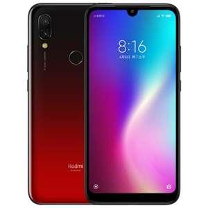 Смартфон китайская версия Xiaomi Redmi 7 AI 3 ГБ + 32 ГБ за 122.99