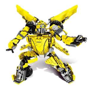 Шмель Transformerss Car