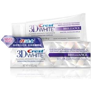 Зубная паста Crest (США) за  $0.59