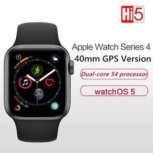 Apple Watch Series 4 GPS-версия
