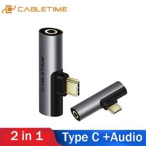 USB-C для аудио 6,35 мм