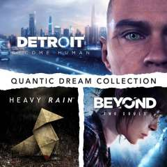 [PS4] Quantic Dream Collection: Detroit + Heavy Rain + Beyond Two Souls (PSN USA)