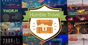 Ежемесячная подписка Humble Bundle