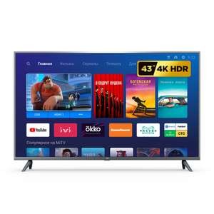 """[DNS] Телевизор LED Xiaomi Mi TV 4S 43"""""""