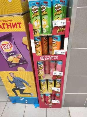 """Pringles """"Магнит"""" 165гр!"""