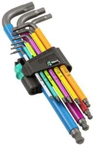Набор Г-образных ключей Wera 950