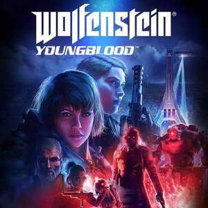 [PS4] Wolfenstein Youngblood trial