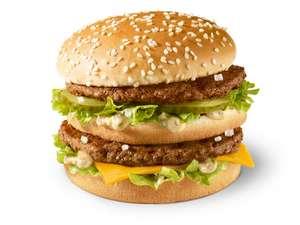 [Delivery Club] БигМак в подарок при заказе на 499 рублей из McDonalds (в приложении)