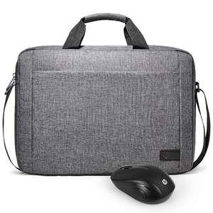Сумка HP под 15.6' ноутбук + мышка HP