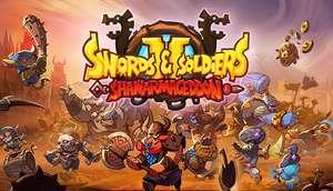 Бесплатная игра Swords and Soldiers HD