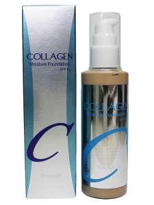 Enough Увлажняющий тональный крем с коллагеном Enough Collagen Moisture Foundation