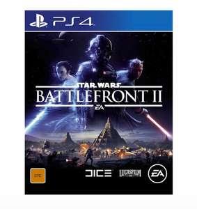 Star Wars: Battlefront II для PS4