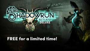 Shadowrun Returns БЕСПЛАТНО