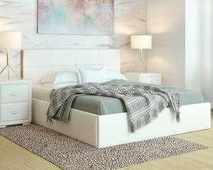 Кровать Alba + Матрас Flex Zone Well