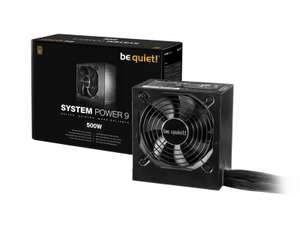 Блок питания BEQUIET System Power 9 500 Вт ATX