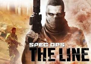 Spec Ops: The Line (Steam ключ)