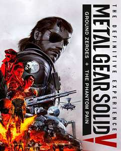 Metal gear solid V  The Definitive Experience (Steam ключ)