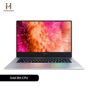 """Ультратонкий ноутбук MAIBENBEN XIAOMAI 6A 15,6 """"N4100/MX150/DOS/серебристый"""