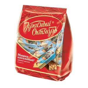 """Конфеты """"Мишка Косолапый медовый грильяж"""" при покупке от 800 рублей"""