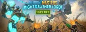 Minion Masters — VIP купон