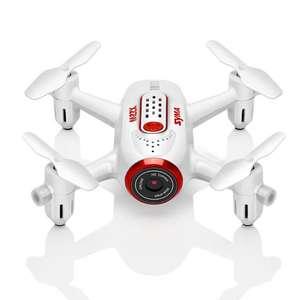 Квадракоптер Syma X22W c Wi-Fi FPV за 27.99$