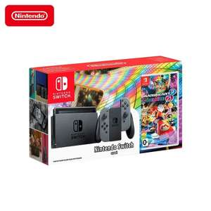 Игровая консоль Nintendo Switch + Mariо Kart 8 Deluxe