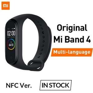Оригинал Xiaomi Mi Band 4 с NFC за 41$