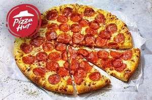 [Delivery Club + Pizza Hut СПБ] две пиццы Пепперони 30см