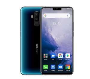 Предзаказ Ulefone T2 6.7'' 16MP NFC 6GB 128GB Helio P70 Octa core 4G смартфон за $269.99
