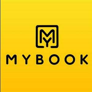 3 недели премиум подписки на MYBOOK для НОВЫХ ПОЛЬЗОВАТЕЛЕЙ