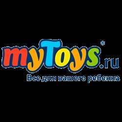 Скидка 15% в магазине myToys.ru
