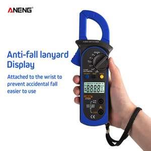 Мультиметр с токовыми клещами ANENG ST201 (при наличии 587 монеток)