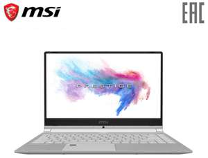 "MSI PS42 8MO-433XRU 14"" FHD IPS / i5-8265U / 8GB DDR4 / 256GB SSD - cамый дешёвый мсай-ультрабук для деловых Пепперчан"